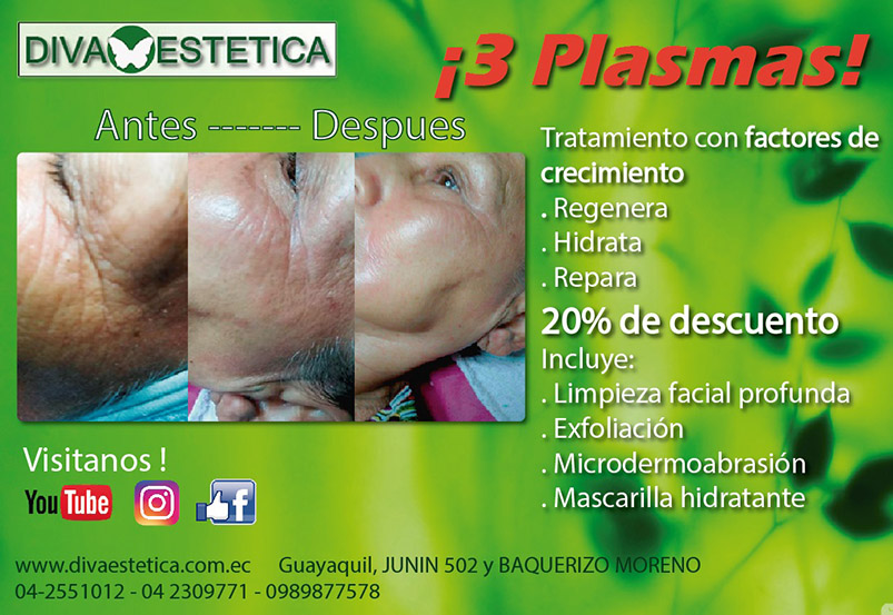 plasma rico en plaquetas guayaquil